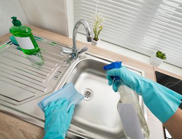 Kitchen Cleaning Services Qatar