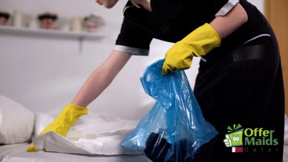 maids services in Qatar