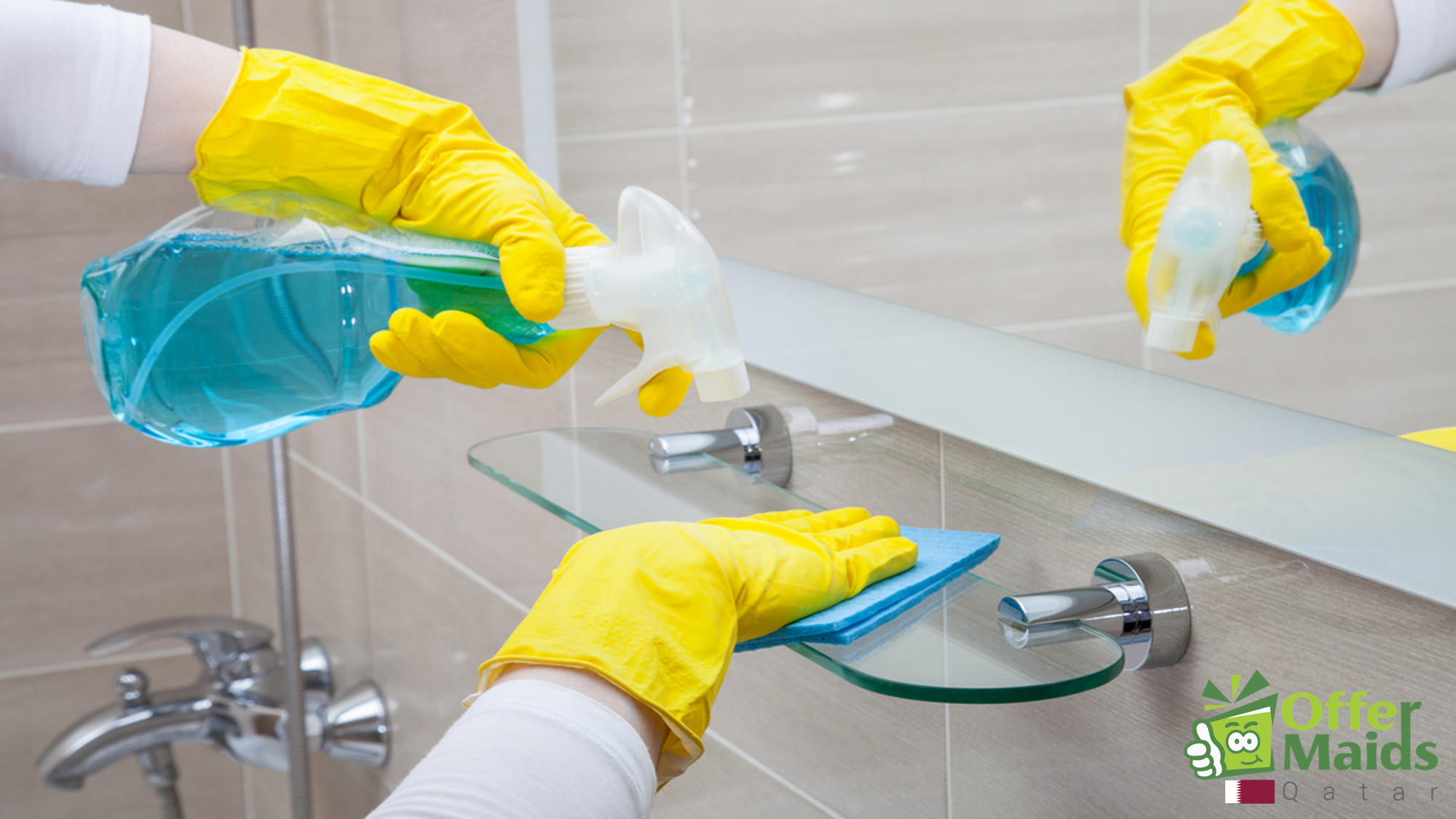 best cleaning company in Qatar