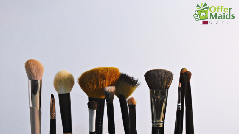 Makeup Brush Cleaning Tips From Maids Cleaning Services In Qatar